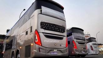 Inikah Bus Double Decker dari Karoseri Laksana yang Nanti Tampil di GIIAS 2018?