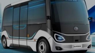 Bukan Hanya Smartphone, Bus Ini Juga Punya Jaringan 5G