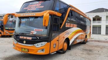Bus Pekanbaru-Dumai, Fajar Riau Wisata Andalkan Tol Trans Sumatra