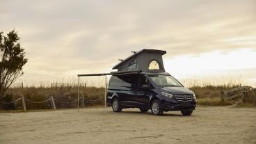 Metris Weekender, Camper Van Baru Dari Mercedes-Benz
