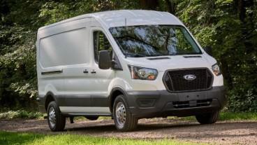 Ford Transit Versi 2021 Hadirkan Kemudahan Angkutan Barang