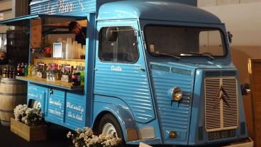 Citroen H Van, Pelopor Food Truck