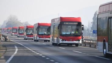 Mirip Jakarta, Ibukota Cile Operasikan 150 Bus Listrik Dari BYD