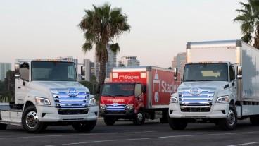 Hino dan BYD Garap Bareng Kendaraan Listrik Baterai