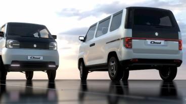 Suzuki Maruti Omni EV, Bisa Jadi Penerus APV Bertenaga Listrik