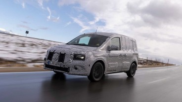 Van Listrik Kompak Dari Mercedes-Benz Meluncur Akhir Tahun