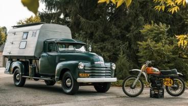 Chevrolet 3800, Begini Tampang Campervan Ala Tahun 50-an
