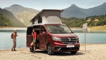 Renault Luncurkan Trafic Dengan Versi Camper Van Buatan Pabrik