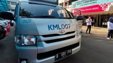 Angkot Modern JakLingko Juga Andalkan Toyota HiAce