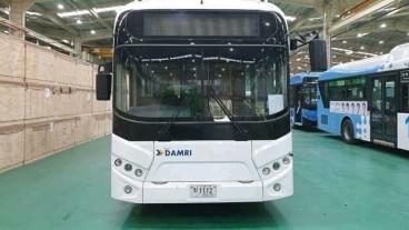 Tak Hanya Bus, Damri Juga Siapkan Charging Station