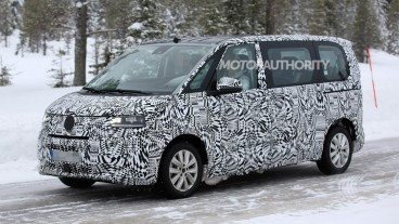 Purwarupa Volkswagen T7, Menyuguhkan Desain Yang Beda Dengan Pendahulunya