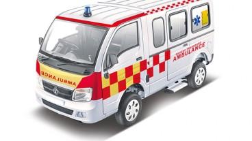 Tata Motors Bikin Ambulans Bermesin 800 CC