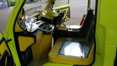 Suzuki Futura Pick Up Milik Warga Bogor Ini Tampil Keren