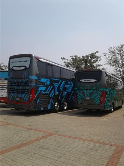 Giias 2018 Karoseri Adi Putro Siap Pamerkan Bus Ultra High