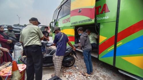 Ini Biaya Angkut Motor Bus Gunung Harta