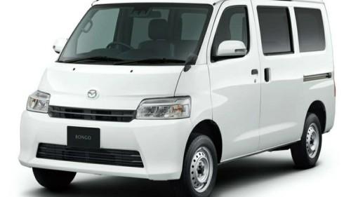 Ekspor Mazda Bongo Dari Daihatsu Indonesia, Jadi Kebanggaan Tanah Air