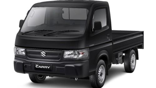 Buka 2021, Suzuki New Carry Punya Tampilan Makin Berotot
