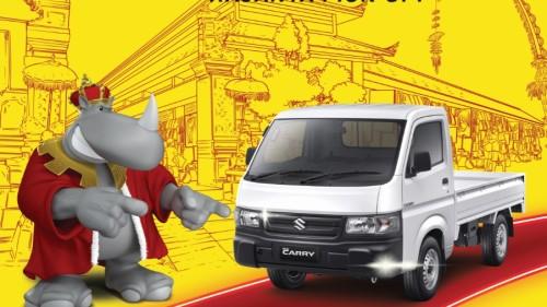 Pertahankan Konsep I.L.M.U, Ini Spek Suzuki New Carry