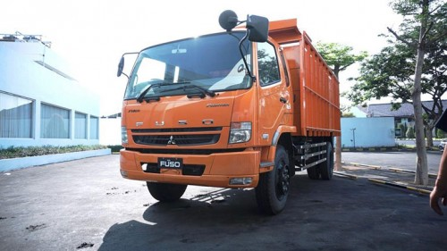 Mitsubishi Fuso Tetap Operasikan Ratusan Bengkel Selama PSBB