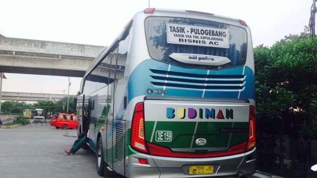 Ini Tarif PO Budiman Selama PSBB Jilid II Jakarta