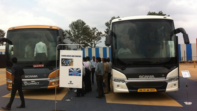 Penjualan Bus Babak Belur, Scania Ganti Strategi Lebih Fokus Berjualan Truk di India