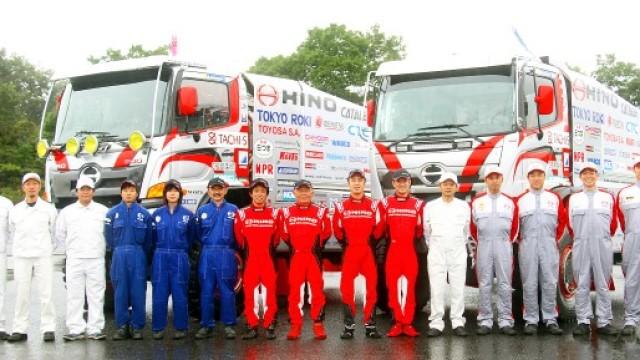 Hino Team Sugawara Turunkan 2 Truk Ranger di Rally Dakar Tahun Depan
