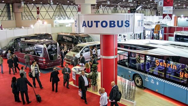 Busworld, Ajang 'Pesta'-nya Pengusaha Transportasi Akan Digelar di Turki Bulan April