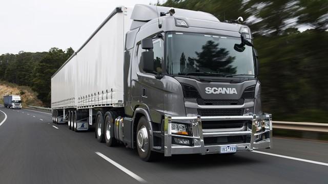 Truk Heavy Duty Scania Generasi Terbaru Siap Mengaspal Tahun Depan