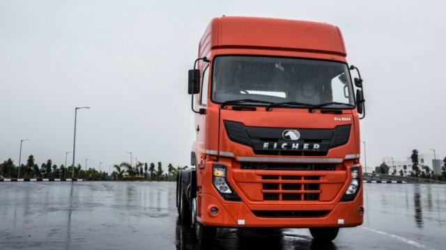 Penjualan Truk Volvo-Eicher Melonjak 25 Persen di India