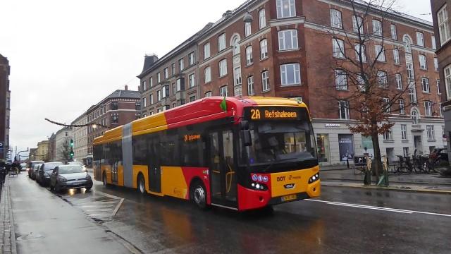 Denmark Berlakukan Peraturan Bus Tanpa Emisi Mulai 2021