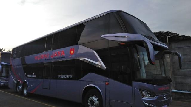 Hore, Ada PO Murni Jaya Potong Harga Tiket Bus