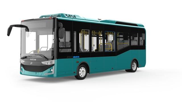 Karsan Atak Electric, Bus Kota Listrik Dengan Sistem Dari BMW i