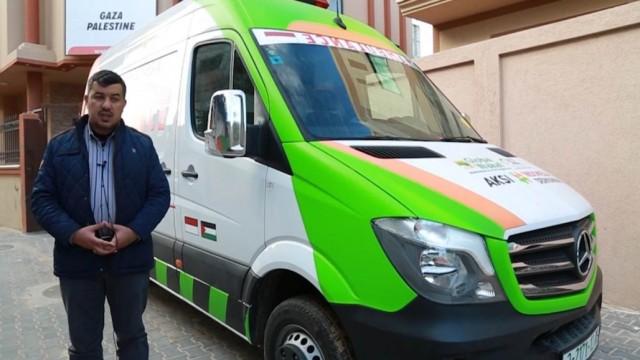Intip Kelengkapan Ambulans Dermawan Indonesia Di Palestina