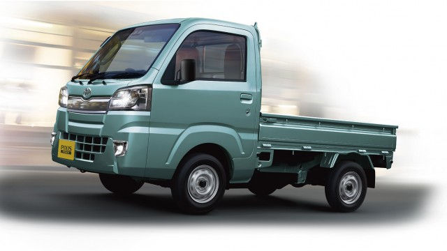 Toyota Pixis Truck Kembaran Hi Max Yang Punya Banyak Aksesoris