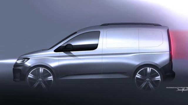 VW Caddy 2021 Makin Sanggup Angkut Barang