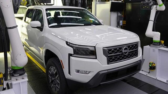 Nissan Akan Membuat Frontier Baru Untuk 2022