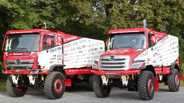 Intip Jagoan Hino di Ajang Dakar 2020, di Indonesia Jadi Angkutan Barang