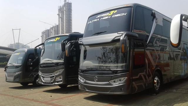 GIIAS 2018: Karoseri Adi Putro Siap Pamerkan Bus Ultra High Deck Nan Mewah