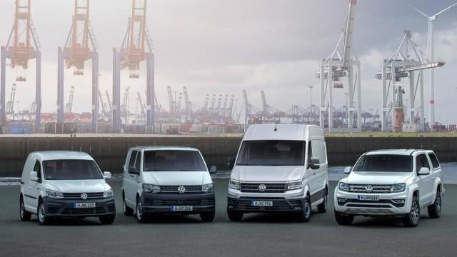 Penjualan VW Commercial Naik Tipis di Bulan Januari-Februari 2017