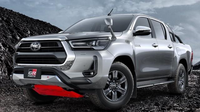 Aksesoris Toyota New Hilux, Punya Banyak Pilihan