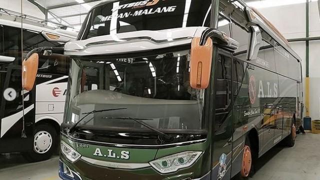 PO ALS Siap Hadirkan Bus Baru Jalur Medan-Malang