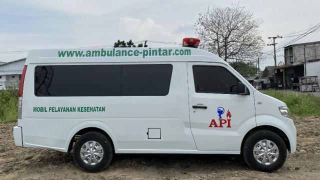 Sudah Dipesan, Siapa Pengguna Ambulans DFSK Super Cab Pertama?