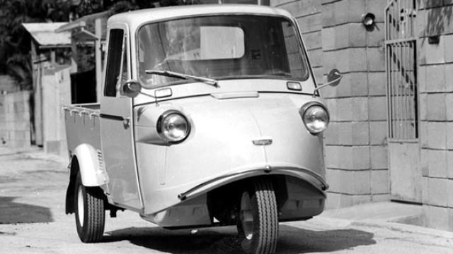 Daihatsu Midget Kei Car Yang Jadi Bemo Bus And Truck Indonesia
