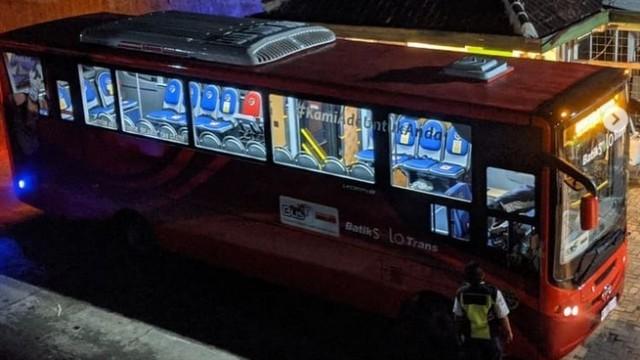 Bus Baru Batik Solo Trans, Andalkan Karya Karoseri Tentrem