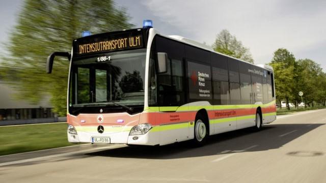 Pimp The Bus….. Bus Ini Disulap Jadi Ambulans Terbesar