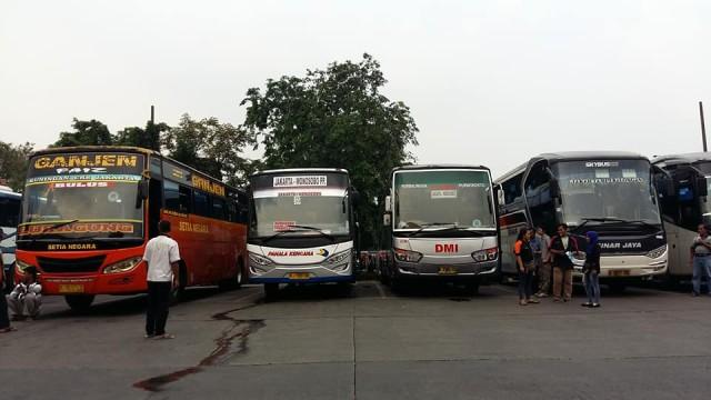 Viral Bus Karyawan Tertahan Di Tol, Polisi Buka Posko Penyekatan Pemudik