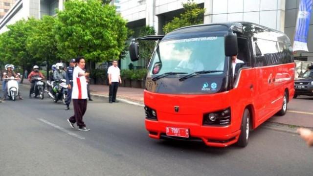 Bus Listrik Buatan Lokal Ternyata Sudah Ada Sejak 2012, Ini Bentuknya