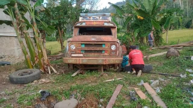 Bus Chevrolet Tua ALS Dihidupkan Lagi