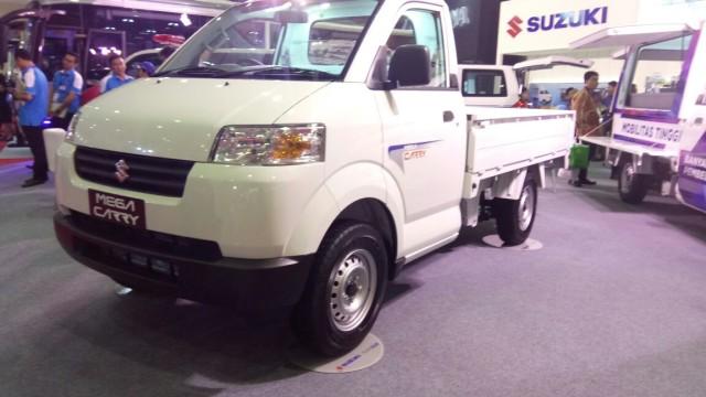 Suzuki : Tambahan Minor Membuat Penyegaran pada Mega Carry