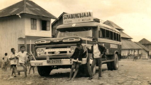 Bus Chevrolet, Kenangan Angkutan Penumpang Di Indonesia